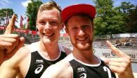 Rattenfänger Beach-Team TC Hameln Bergmann / Harms startet Beach-Tour 2019 Foto: KMB
