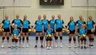 Saisonstart für das Volleyball-Team Hamburg Foto: VT Hamburg