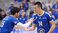 Die Häfler wollen in der kommenden Saison wieder zum Pokalfinale nach Mannheim Foto: Günter Kram