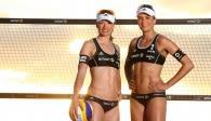 Katrin Holtwick (links) und Ilka Semmler starten zum zehnten Mal bei einer Europameisterschaft Foto: HochZwei/Jürgen Tap