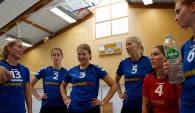 Die Damen 1 machten schon eine gute Figur beim Turnier in München Foto: SC Freising