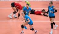 #MissionMannheim: DVV-Pokal Viertelfinale steigt am Wochenende Foto: Conny Kurth