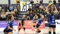 VC Allbau Essen zurück in der 2. Volleyball Bundesliga Foto: Tom Schulte