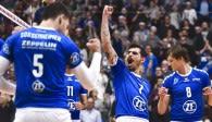 Publikumsliebling Athanasios Protopsaltis verlässt den VfB  Foto: Günter Kram