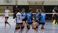 Volleyball-Team Hamburg hat den USV Potsdam zu Gast Foto: VT Hamburg