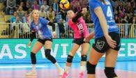 Neues Heimspiel und damit eine neue Chance für Lena Vedder (links), Lisa Stock (rechts) und Co.  Foto: Detlef Gottwald