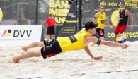 Ab Donnerstag fliegen die Teams durch den Sand in Timmendorfer Strand Foto: Conny Kurth / DVV