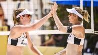 Das dritte Turnier am Playa Delfines Foto: FiVB