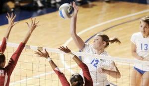 Die beste Sohle für Volleyballer