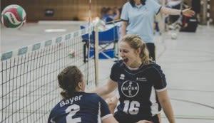 TSV-Spielerinnen kämpfen um Paralympics-Ticket