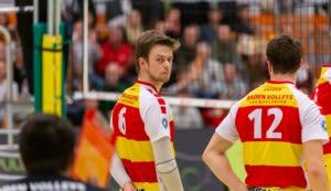 Wieder eine Pleite für die BADEN VOLLEYS SSC Karlsruhe in Bayern
