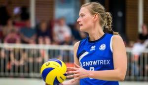 Eine wichtige Säule im Spiel gegen Dingden: Laura Feldmann vom Team DSHS SnowTrex Köln