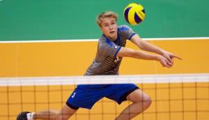 Jannik Brentel überzeugte in Schwaig als wertvollster Spieler.