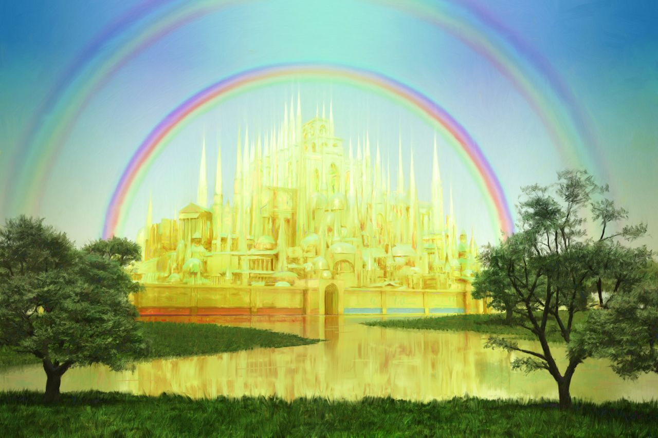 What is heaven like & where is heaven? | Bibleinfo com