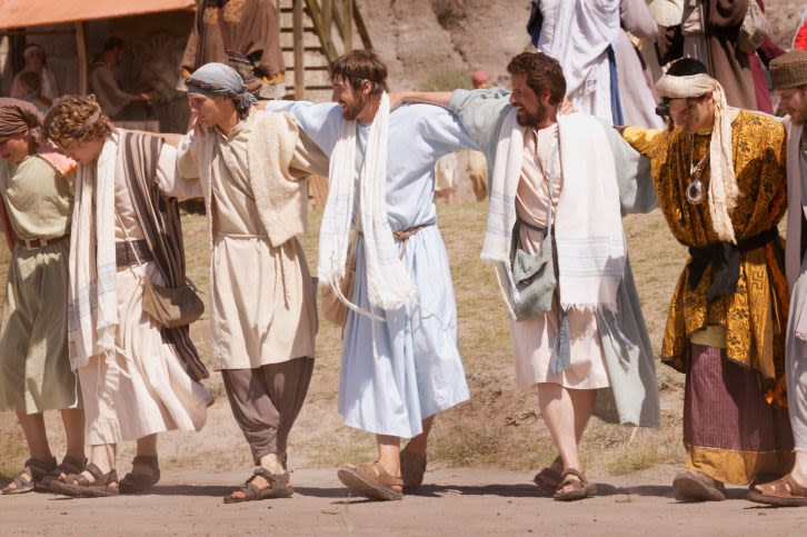 Image result for jesus love apostle