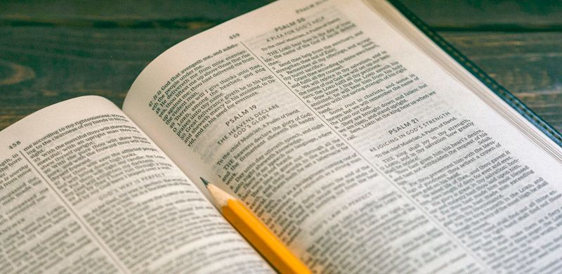 Read the Bible in a Year
