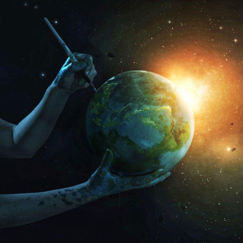 Elohim: creator God