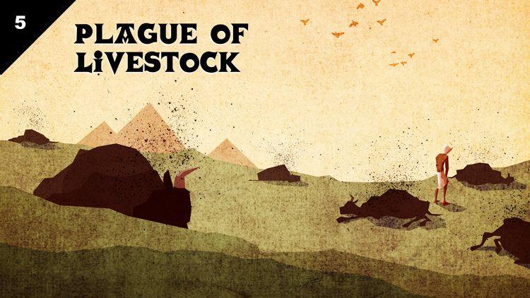 plagues livestock