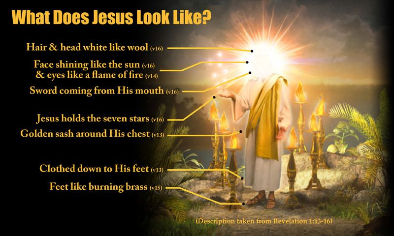 What did Jesus look like? | Bibleinfo com