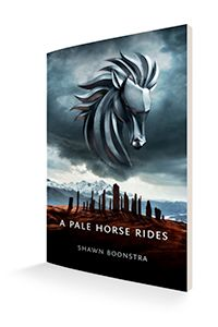 Pale Horse Rides Book