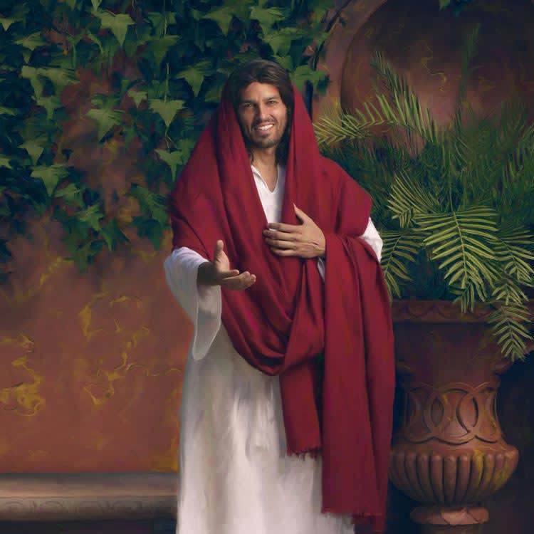 Jesus' invitation