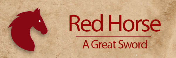 2nd seal: Red Horse