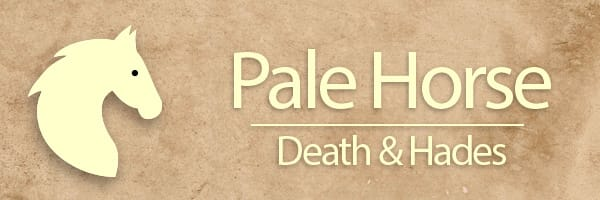 4th seal: Pale Horse