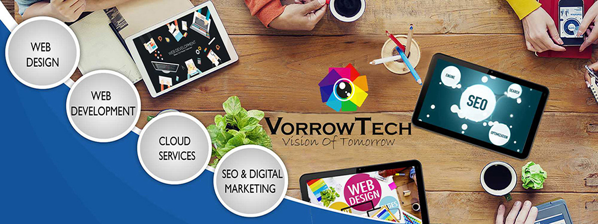 VorrowTech expertise in developing Softwares and Mobile Applications