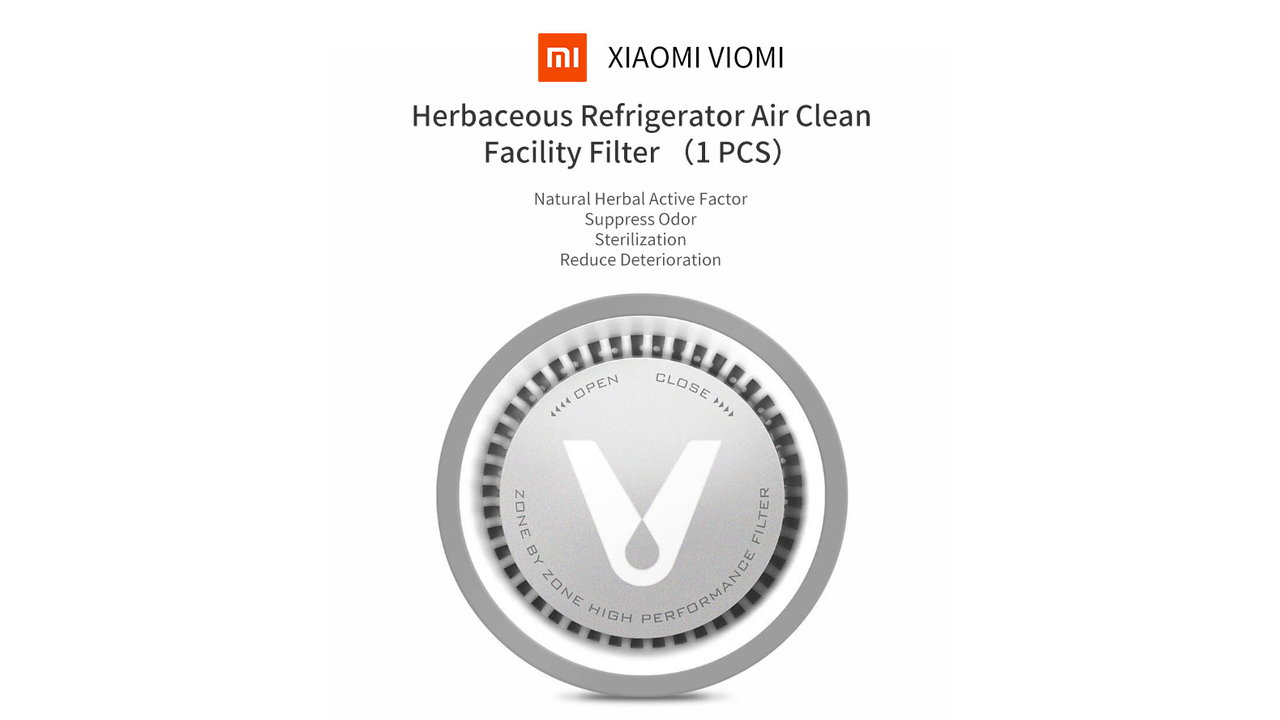 xiaomi viomi refrigerator air purifier - XIAOMI VIOMI VF1 CB Kitchen Refrigerator Air Purifier - XIAOMI VIOMI Refrigerator Air Purifier Banggood Coupon