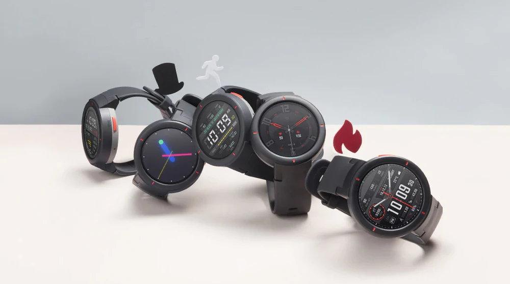 xiaomi amazfit verge - Xiaomi Amazfit Verge - Xiaomi Amazfit Verge Smart Watch Banggood Coupon
