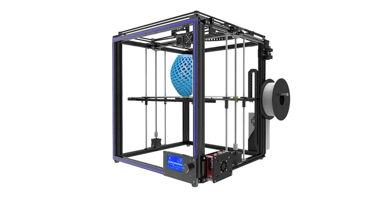 tronxy x5s - Tronxy X5S - Tronxy X5S 3D Printer Gearbest Coupon