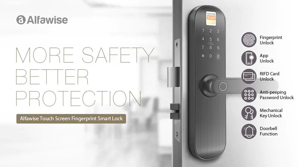 25% off Alfawise E202 Smart Lock Gearbest Coupon Promo Code