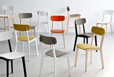 Cream (chair) Cream Chairs Setting Calligaris Cream Table and Chairs Calligaris, Cream, Table, white, red, natural timber