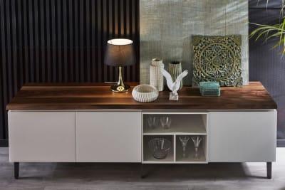 Cosmopolitan Wood Sideboard