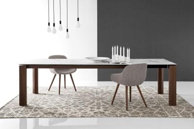 Omnia Ceramic Extension Table