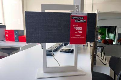 Dorado Table Lamp Small <Br /> Clearance