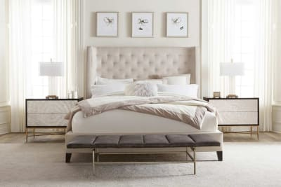 Maxime Wing Bed