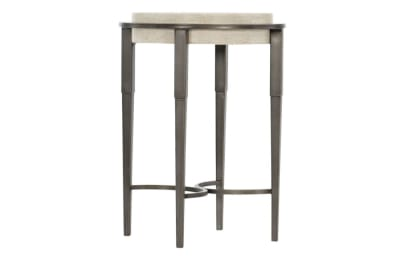 Barclay Metal Round Drinks Table