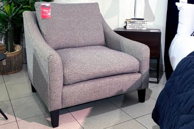 Georgette Armchair Large <Br /> Clearance