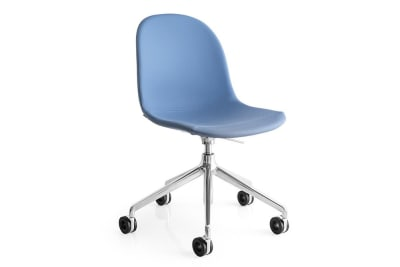 Academy Swivel Chair (With Castors)