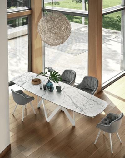 Cartesio Extendable Table