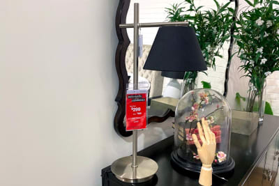 Otis Table Lamp <Br /> Clearance