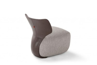 Noa Noa 3 Noa 3.jpg Noa_ By Amura_ Designed by Stefano Bigi_Ergonomic back frame_Leather and fabric upholstery