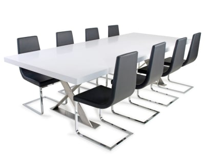 Boardroom Stone Table