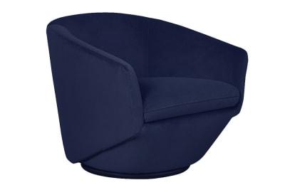 Bauhaus 1.jpg Bauhaus armchair_by teknika_ Curved back_Swivel base_upholstered seating_circular base Bauhaus 1.jpg