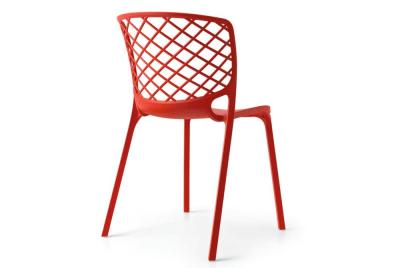 gamera red back Gamera chair Calligaris, Gamera, Outdoor