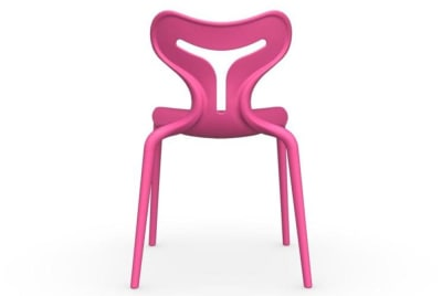 Area 51 Chair - Fuchsia