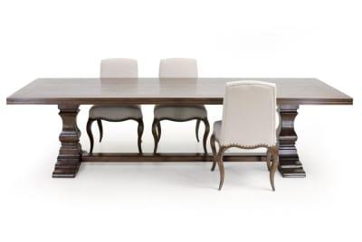 Herringbone Oak Table 300x120cm