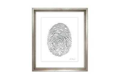 Silver Fingerprint