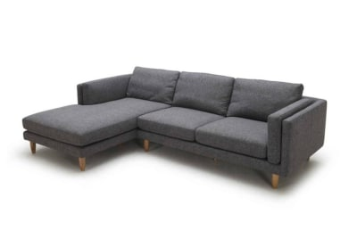 George Chaise Sofa - Left Arm Facing